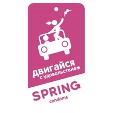 Ароматизатор воздуха Spring Bubble Gum (двигайся)