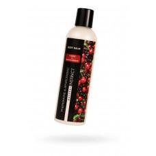 Бальзам для тела с феромонами и афродизиаками Natural Instinct с ароматом вишни и черной смородины 250 мл