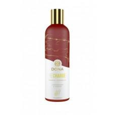 Массажное масло Dona с ароматом лемонграсса и имбиря (120 мл)