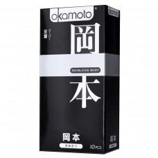 Презервативы OKAMOTO Skinless Skin Super (10 шт)