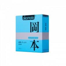 Презервативы OKAMOTO Skinless Skin Super Lubricative (3 шт)