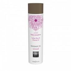 Массажное масло SENSUAL Индийская Роза & Масло миндаля (100 мл)