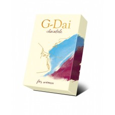 Темный возбуждающий шоколад для женщин G-Dai (15 г)