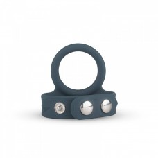 Регулируемое кольцо на член и мошонку Boners Cock & Ball Strap (Large)