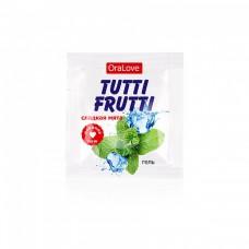 Оральный гель Tutti-Frutti со вкусом сладкой мяты (5 шт * 4 г)