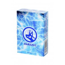 Чувствительные латексные презервативы Sagami Squeeze (5 шт)