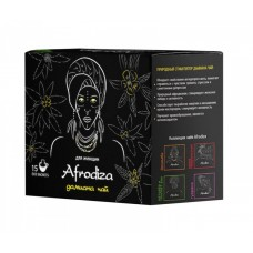 Чай Afrodiza №1 Дамиана (15 саше)