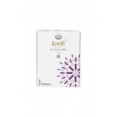 Презервативы AMOR MIX 18 см (3 шт)