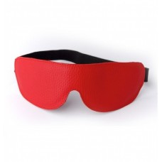 Красная кожаная маска Sitabella