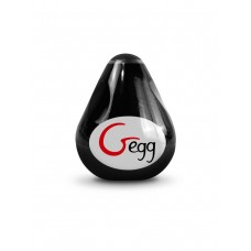 Яйцо-мастурбатор Gvibe Gegg Black