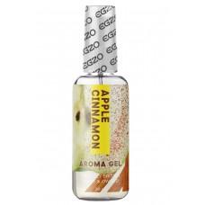 Оральный гель на водной основе EGZO AROMA Apple Chinnamon ароматом яблока и корицы (50 мл