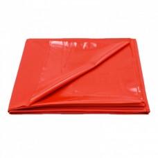 Красная виниловая простынь Джага (217 * 200 см)