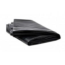 Черная виниловая простынь Джага (217 * 200 см)