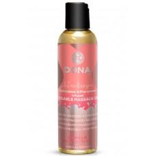 Вкусовое массажное масло DONNA Kissable Massage Oil Vanilla Buttercream 110 м