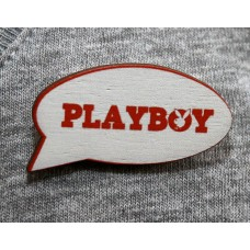 "Значок ""PLAYBOY"""