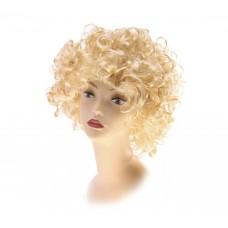 """Карнавальный парик """"Блондинка-короткие волосы"""""""