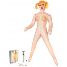 Кукла CAPRISE с вибрацией