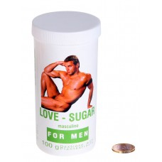 Любовный сахар для мужчины