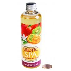"""Массажное масло для тела """"Erotic SPA Тропический букет"""""""