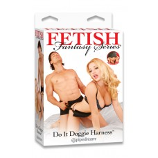 Мягкая поддержка догги-стайл Do It Doggie Harness