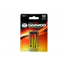 Набор из 2-х батареек DAEWOO ENERGY Alkaline (тип AA)