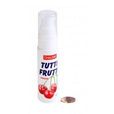 Оральный гель Tutti-Frutti со вкусом сочной вишни (30 г)
