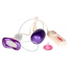 Помпа для клитора Vibrating Clit Massager