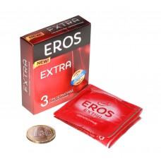 Презервативы EROS EXTRA сверхпрочные (3 шт)