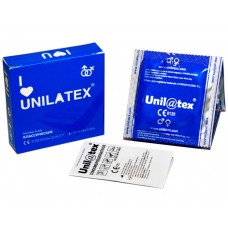 Презервативы UNILATEX классические (3 шт)