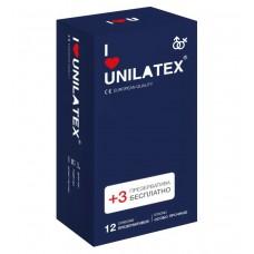 Презервативы UNILATEX особо прочные (12 шт)