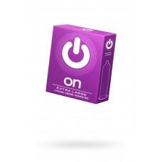 Презервативы увеличенного размера ON Extra Large (3 шт)