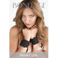 Прочные фиксаторы с карабинами Wrist Cuffs