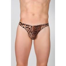 Стринги мужские леопардовые 50