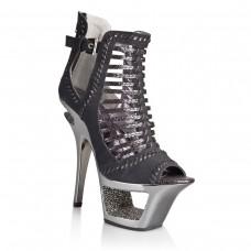 Эксклюзивные туфли Bliss Heel со стразами 37