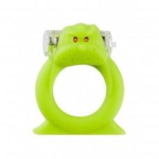 Эрекционное виброкольцо в виде моржа с горящими глазами Beasty Toys